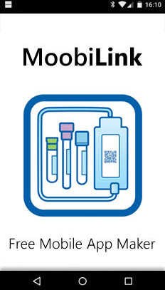 Moobilink sample apps